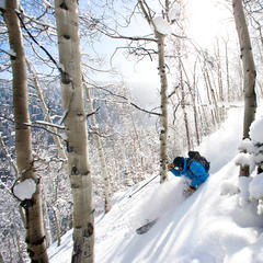 Beaver Creek powder day - © Jack Affleck