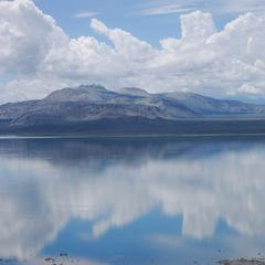 Mono Lake  - © Mammoth Lakes