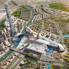 Dubaj plánuje výstavbu najväčšej lyžiarskej haly na svete - ©Dubai Media Office
