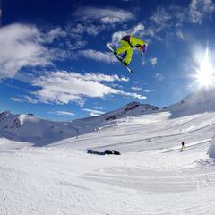 Letní lyžařská sezóna v Saas Fee už odstartovala - ©Saastal Marketing AG