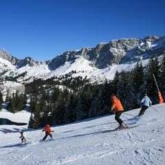 ski Villard de Lans - © Office de Tourisme de Villard de Lans