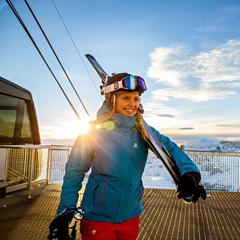 Jak si správně vybrat lyžařské oblečení - ©Salomon