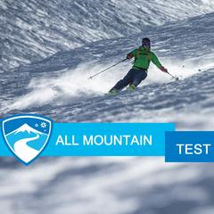 Test nart 2015/2016: narty All Mountain - ©Skiinfo | Christoph Jorda