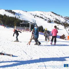 ski enfant camurac