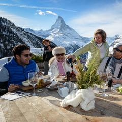 Six of the best eats on the peaks - ©Chez Vrony