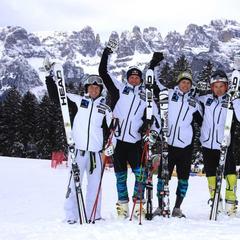 Paganella, lo sci ai massimi livelli