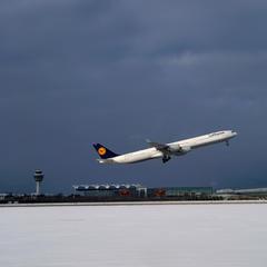 Lotnisko Monachium - © Lufthansa