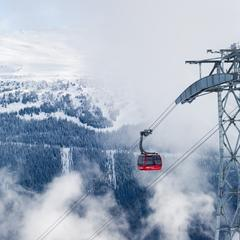 Whister Blackcomb - © Mike Crane/Tourism Whistler