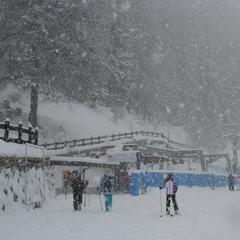 Pila 08.01.16 - © Pila Valle d'Aosta Facebook