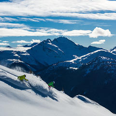 Whistler powder - © Eric Berger