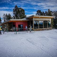Bridger's new Alpine Cabin - ©Eric Slayman