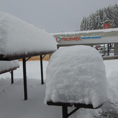 Świeży śnieg w PARK SNOW Donovaly, 11.2.2016 - © PARK SNOW Donovaly