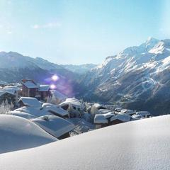 Gallery: Fresh snow in the Alps Feb. 11