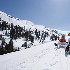 Was tun außer Skifahren? Wintersportarten jenseits der Piste unter die Lupe genommen - ©Skiliftgesellschaft Hochfügen GmbH