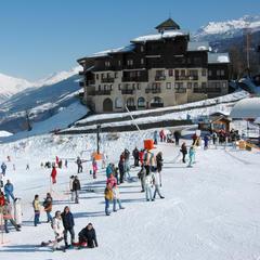 Montchavin la plagne pr sentation de montchavin la plagne la station le domaine skiable - Office tourisme montchavin ...