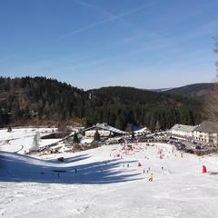 Ventron pr sentation de ventron la station le domaine skiable - Office de tourisme ventron ...