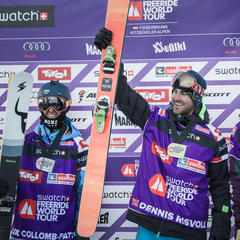 Sieger Herren Ski - ©Freeride World Tour | M. Knoll