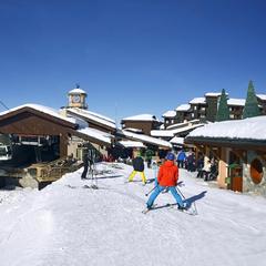 ski Belle Plagne - © OT de La Plagne / P. Royer