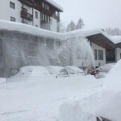 Obrovské množstvo nového snehu nahlásili vo štvrtok 3.3. ráno z Nassfeldu - © Nassfeld