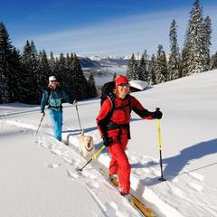 Skitour Dürrnbachhorn - © Norbert Eisele-Hein