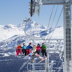 Whistler Blackcomb - © Paul Morrison/Whistler Blackcomb