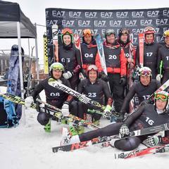EA7 Winter Tour - ©EA7 Winter Tour
