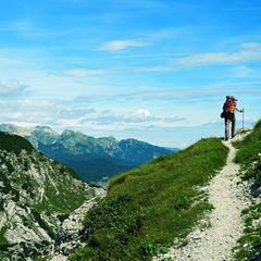 Alpenüberquerung - ©Christof Herrmann