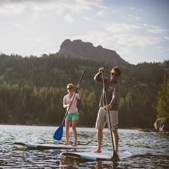 SUP Kirkwood - ©Kirkwood Mountain Resort