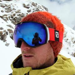 a3893acea Test lyžiarskych okuliarov Salomon XT ONE - © Skiinfo