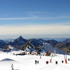 ski d'été aux 2 Alpes - © OT Les 2 Alpes - Boulgakow