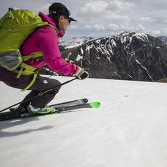 How to Ski Rocky Mountain National Park - ©Liam Doran