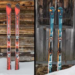 Testovali sme: Allmountain lyže 16/17 - K2 iKonic 85Ti, Blizzard Brahma 88 a Völkl RTM 86 - ©Skiinfo