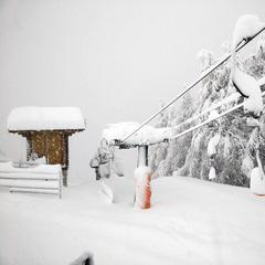 Gallery: Powder in the Italian Alps - ©Facebook Bardonecchia Ski