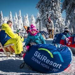 Najväčšia lyžiarska oblasť v Česku: SkiResort ČERNÁ HORA – PEC - ©SkiResort ČERNÁ HORA - PEC