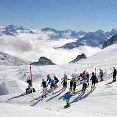 Next week's top powder pick: Hintertux Glacier - ©Baerums Skiklub Alpint