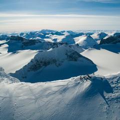 Dag 4 – Spiterstulen til Galdhøpiggen, med retur Spiterstulen - ©Tor Berge - Norexplore