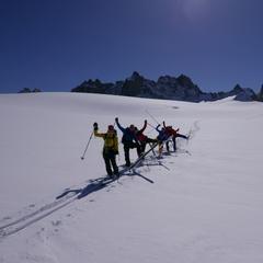 Haute Route fra Chamonix til Zermatt - © Mattias Erlandson