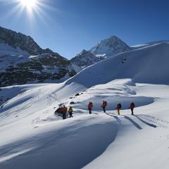 Hva er Haute Route fra Chamonix til Zermatt? - ©Øydis Kristine Flateby