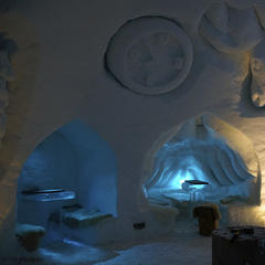 A night in an igloo on Ahorn Mountain - ©TVB Mayrhofen