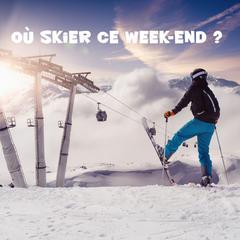 Où skier ce week-end ? - © dbunn - Fotolia.com