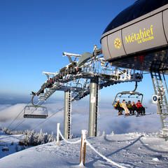 Les domaines skiables des Montagnes du Jura - ©Station de Métabief