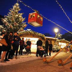 10 stazioni sciistiche dove trascorrere Natale & Capodanno - ©Mercatini di Natale Alto Adige
