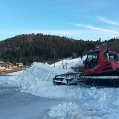 Pour Noël, on rechausse les skis dans les Vosges - ©Labellemontagne