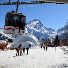 Les 2 Alpes - © OT Les 2 Alpes / Monica Dalmasso