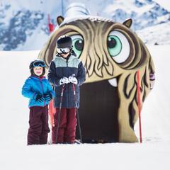 Rodinný program BIG Family Stubai v údolí Stubaital - © Stubaier Gletscher/A. Schönherr