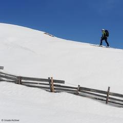 Skitury w Mayrhofen - © Ursula Aichner