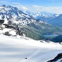 Getting ready for summer skiing in Tignes (photo taken 20.6.19)  - © Tignes/Facebook