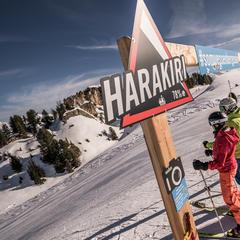 TOP 10 nejprudších sjezdovek v Alpách: Lyžovačka v černých barvách! - ©TVB Mayrhofen | Dominic Ebenbichler