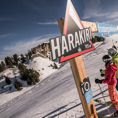 Harakiri v Mayrhofenu - © TVB Mayrhofen | Dominic Ebenbichler