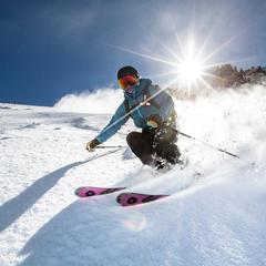 pass grand ski pyrénées - © AGENCE TOURISTIQUE DES VALLÉES DE GAVARNIE
